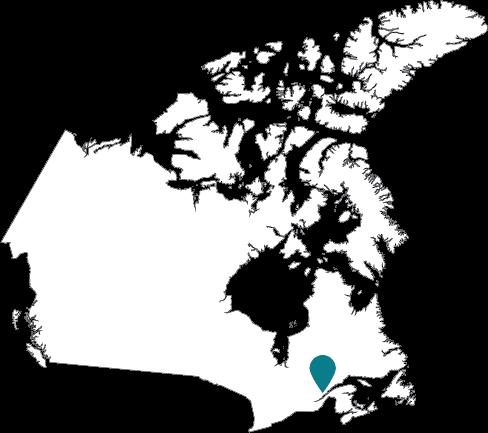 Wendake Map • Ellison Travel & Tours