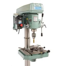 drill vise ellis 9400 drill press chuck [ 1200 x 1200 Pixel ]
