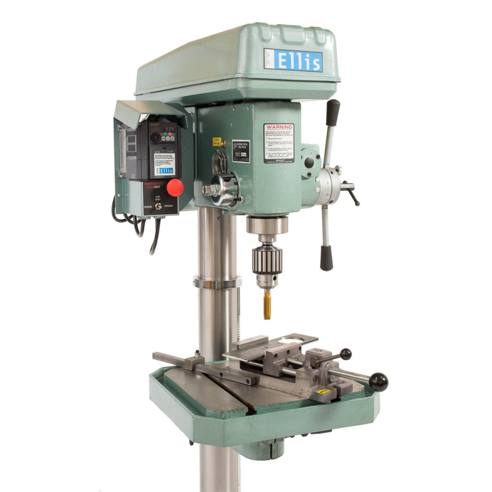 medium resolution of drill vise ellis 9400 drill press chuck