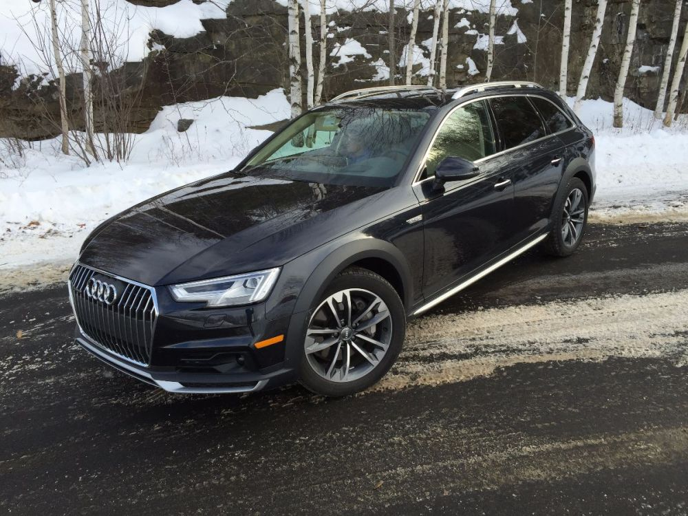 medium resolution of on the road review audi a4 allroad 2 0t quattro