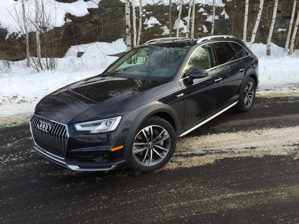hight resolution of on the road review audi a4 allroad 2 0t quattro