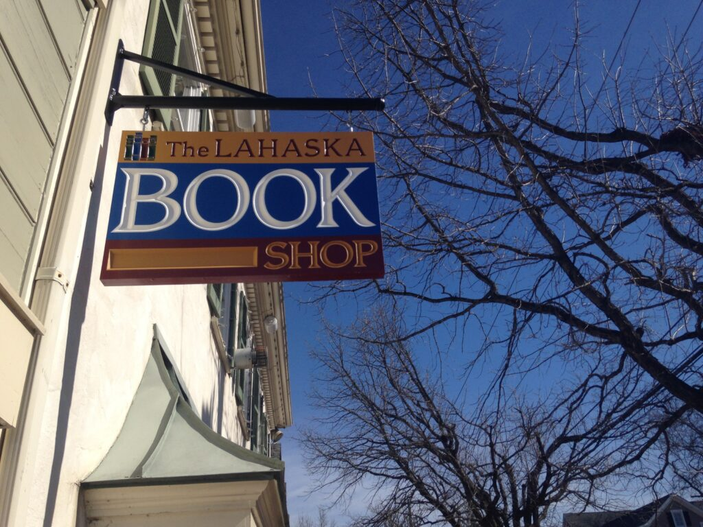 The Lahaska Bookshop