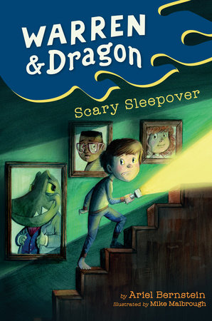 New Book Release: Warren & Dragon Scary Sleepover