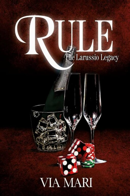 Cover Reveal and Pre-Order: Rule By Author Via Mari