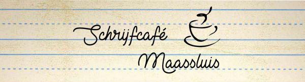 Schrijfcafé Maassluis_inspirerende schrijversochtend_Grandcafé de Waker_Poster A4 recht kopie