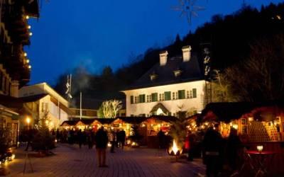 Fahrt zum Advent Sankt Wolfgang 1. 12.2016