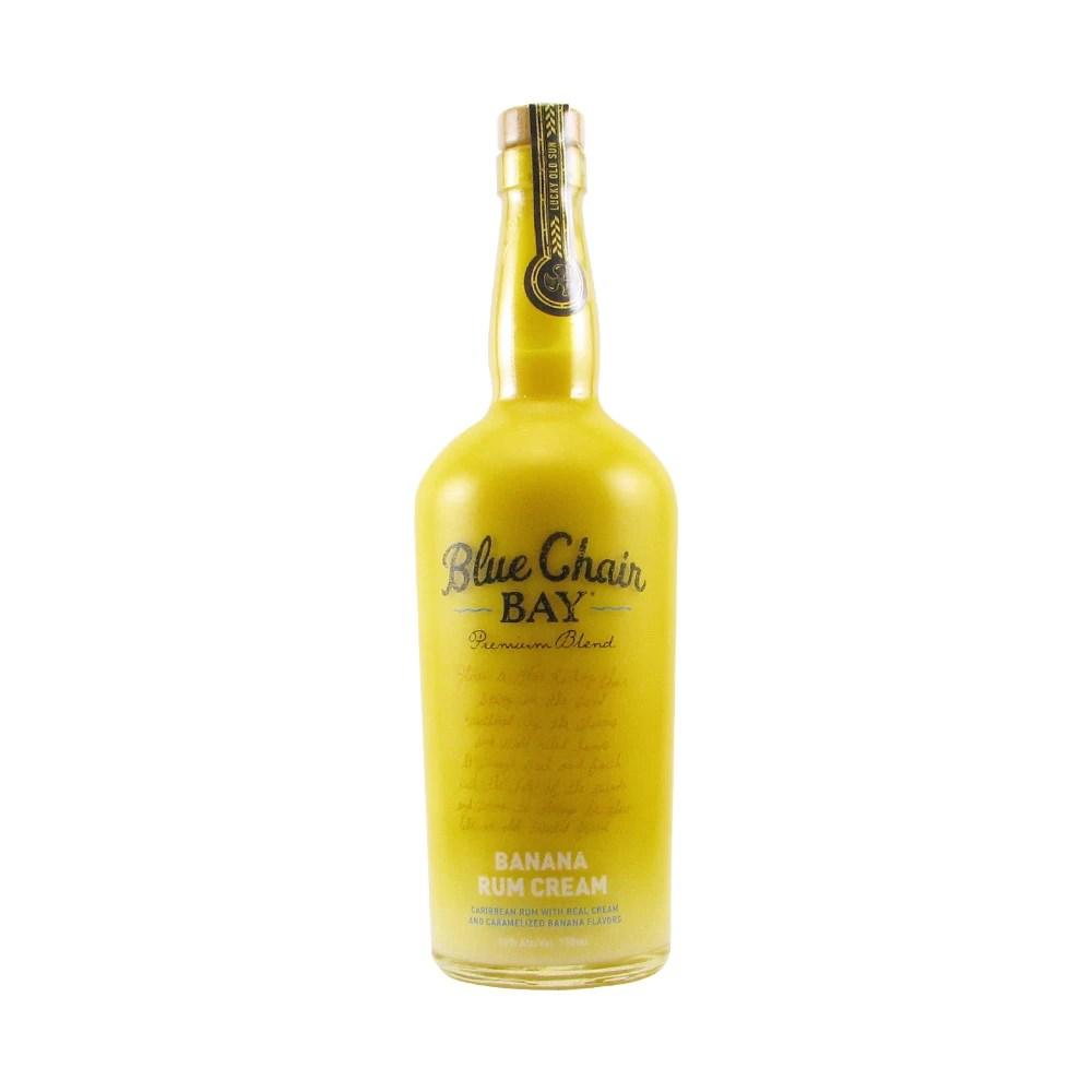 blue chair rum navy tufted bay banana cream 750ml elma wine liquor