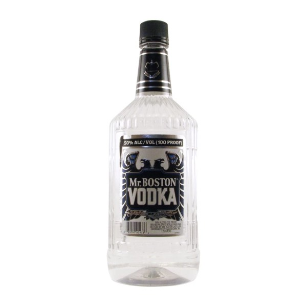 Boston Vodka 100 Proof 1.75l Elma Wine & Liquor