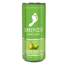 Barefoot Refresh Crisp White Spritzer 250ml Elma Wine