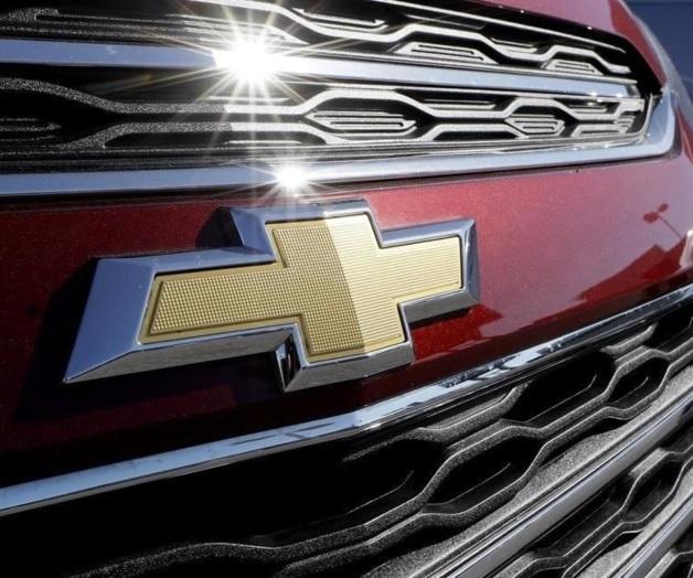 Baja utilidad de GM por menores ventas de vehículos
