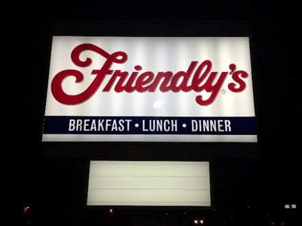Friendly's Custom Signs