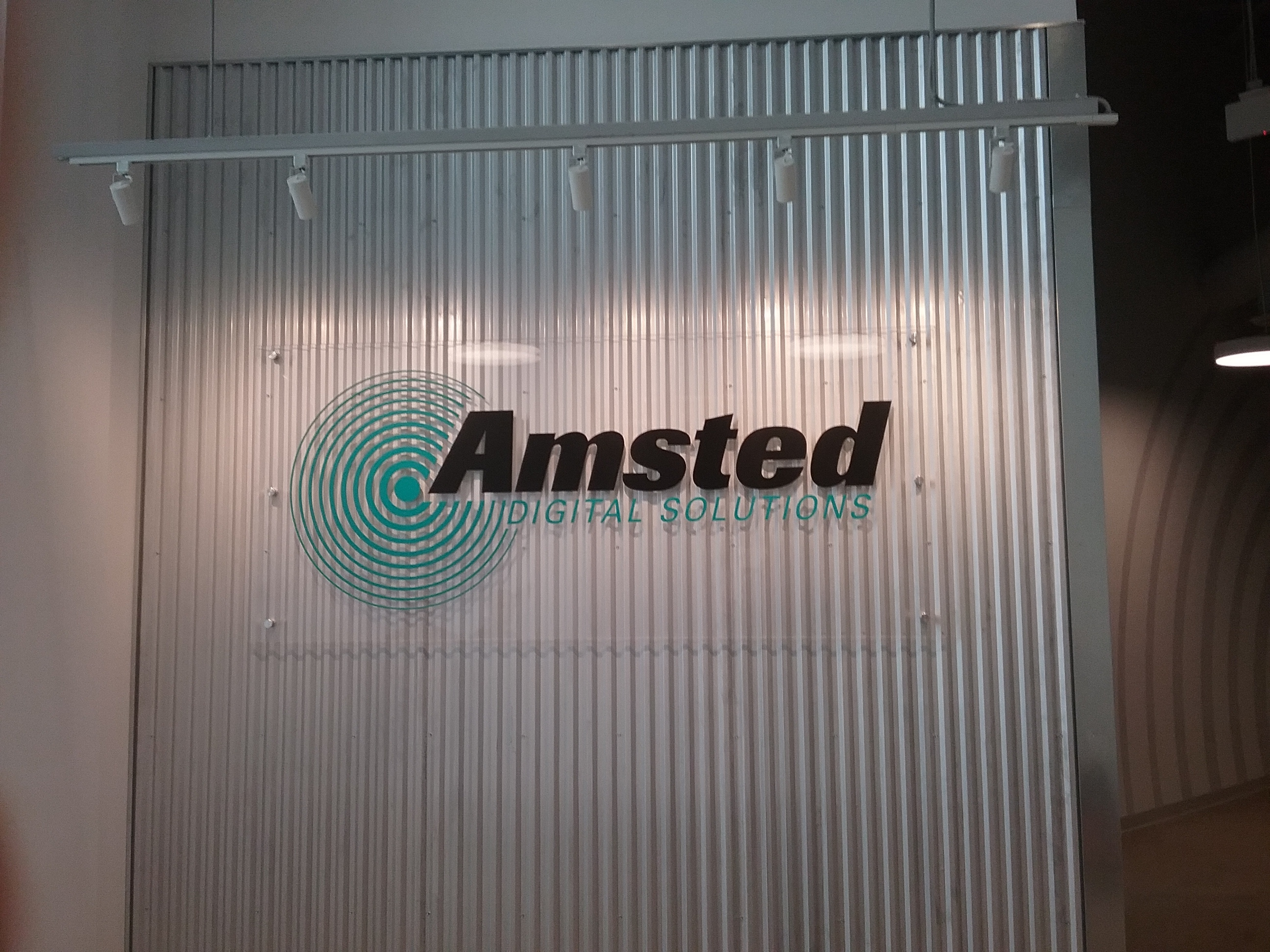 Amsted Sign
