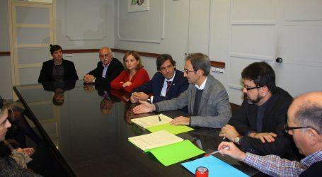 García pide a la Generalitat que pague los 718.000 euros que debe
