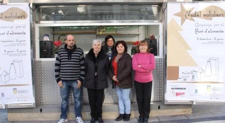 Torrent inicia la campaña de recogida de alimentos 'Nadal Solidari'