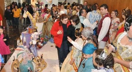 El Museu de la Rajoleria acoge la Exposición del Ninot de Paiporta