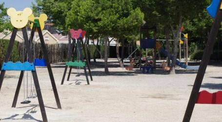 Finaliza la primera fase de mejora de los parques de Xirivella