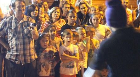 Los niños, adolescentes y jóvenes de Alfafar clausuran su primera Setmana Jove