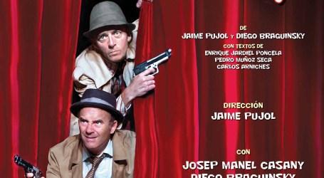 El inspector Mercadal y el subinspector Marino descubrirán en Burjassot al asesino de Muerto en el acto