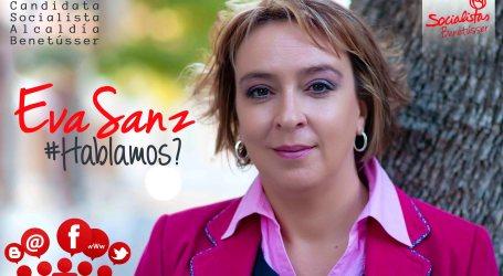 Los Socialistas de Benetússer arrancan su campaña en las redes sociales