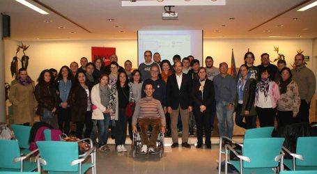Voluntarios para practicar el valenciano en Sedaví