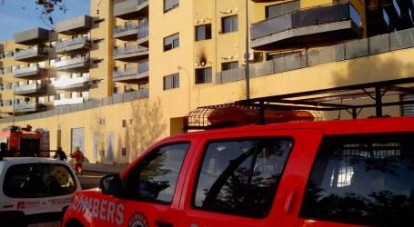 Incendio en una vivienda de Paterna