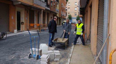 Xirivella mejora el asfaltado de 3 kilómetros de calles