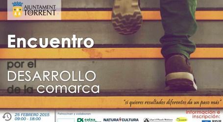 Progreso y dinamización comarcal, a debate en Torrent