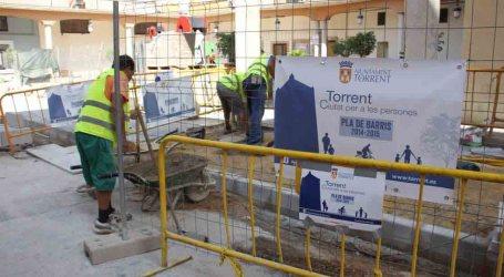 Torrent registra en cuatro meses más de 3.500 puestos de trabajo