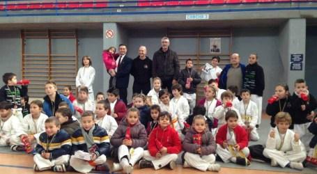 Sedaví celebra el primer Torneo de Karate