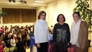 L'eurodiputada Inmaculada Rodríguez Piñero visita Alaquàs