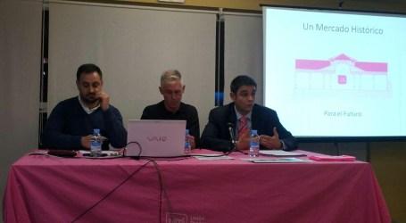 El nuevo Mercado Municipal, a debate en Burjassot