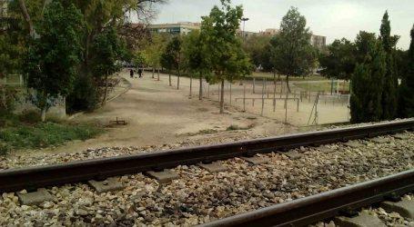 UPyD denuncia la existencia de tramos de tren sin vallar en Xirivella