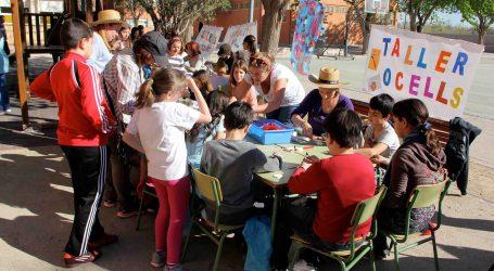 Los colegios de Manises celebran el Día de la Primavera