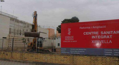 El nuevo Centro de Salud de Xirivella tendrá más consultas pediátricas