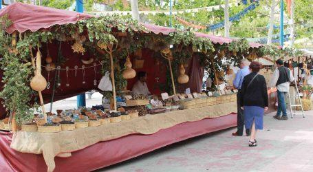 Alfafar disfruta de un fin de semana con Feria Medieval y de la Salud