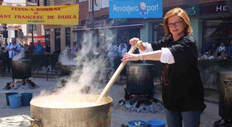 Milers de persones van disfrutar de la Festa del Porrat d'Alaquàs