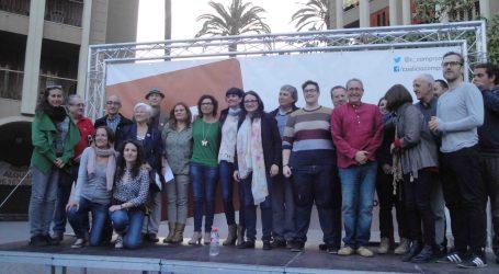 300 personas arropan a la candidatura de Compromís por Paiporta