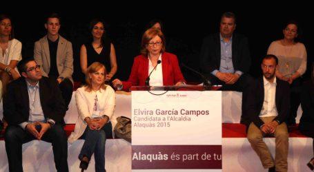 Elvira García: «Alaquàs será lo que nosotros seamos capaces de construir»