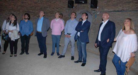Más de 300 personas visitan el corazón de los Silos de Burjassot en su primer fin de semana