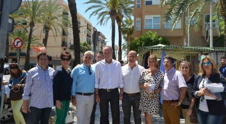 El PP de Moncada acusa a Zapatero de la mala situación del Ayuntamiento