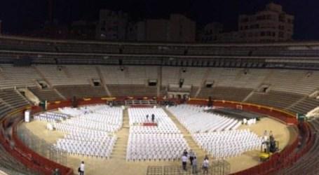 El Pspv quiere llenar la plaza de toros de Valencia