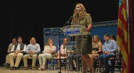 Sonia Casaus denuncia que Rafa García ha perdido 32.000€ de la Diputación para mejoras de alumbrado