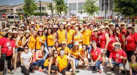 Más de 1.500 jóvenes participan en las Paellas Sound de Mislata y muestran su apoyo a Bielsa