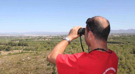 Paterna instalará una cámara térmica de detección de incendios para La Vallesa
