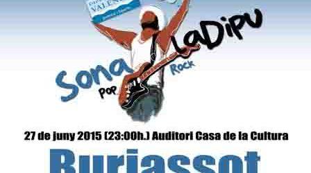 Burjassot acoge la semifinal de 'Sona la Dipu' con la actuación de Rosario Flores