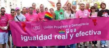 UPyD Quart de Poblet pide al Ayuntamiento más compromiso con el colectivo LGTBI