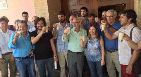L'Horta Nord firma el 'Acuerdo de Vera' en defensa de la horchata y la chufa con D.O.