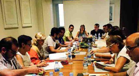 El PSOE de Mislata convocó una jornada para establecer un marco de trabajo y dinámicas de comunicación