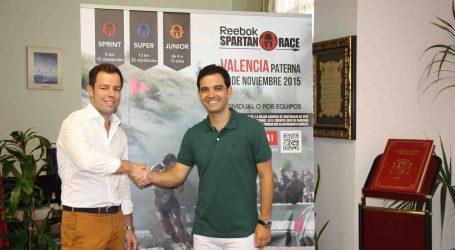 La Reebok Spartan Race llegará a Paterna el próximo 28 de noviembre