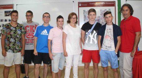 Alaquàs clausura el curs de Qualificació Professional de Llanterneria i Calefacció
